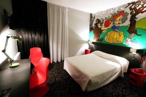 Entretien de chambres d'hôtel recouche et départ Clermont-Ferrand